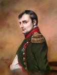 L'Empereur, en Habit a la Chasseur a Cheval de la Garde - 1809